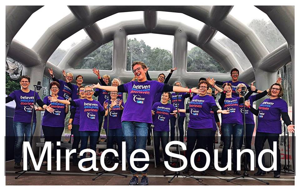 Miracle Sound steunt Samenloop voor Hoop-2017
